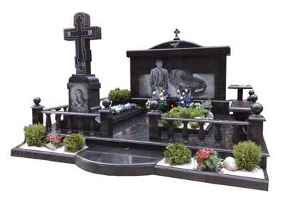Памятники на кладбище образцы фото цена киров мусульманские памятники для детей